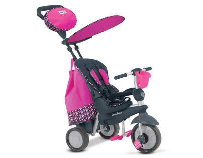 Smart Trike Tříkolka Splash 5v1 růžová