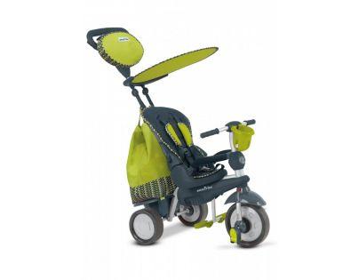 Smart Trike Tříkolka Splash 5v1 zelená