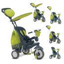 Smart Trike Tříkolka Splash 5v1 zelená 2