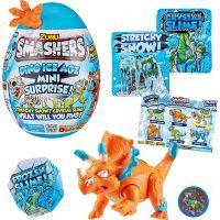 Zuru Smashers Ice Age malé balení tmavě oranžový pařát