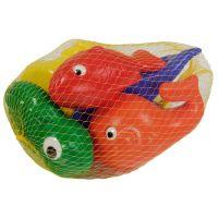 Směr Sada zvířátka do vany plast 5 ks v síťce 2