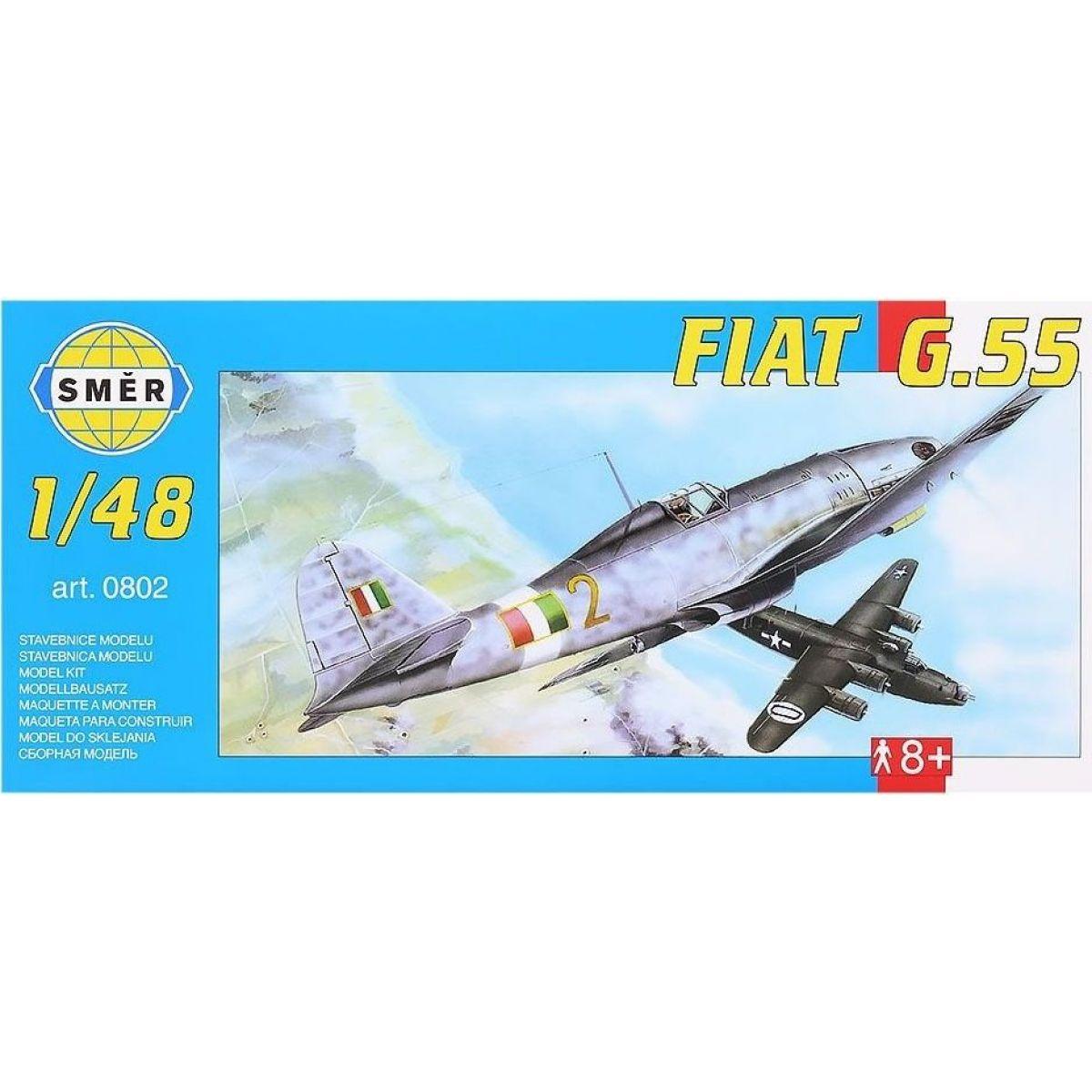 Fiat G.55 1:48