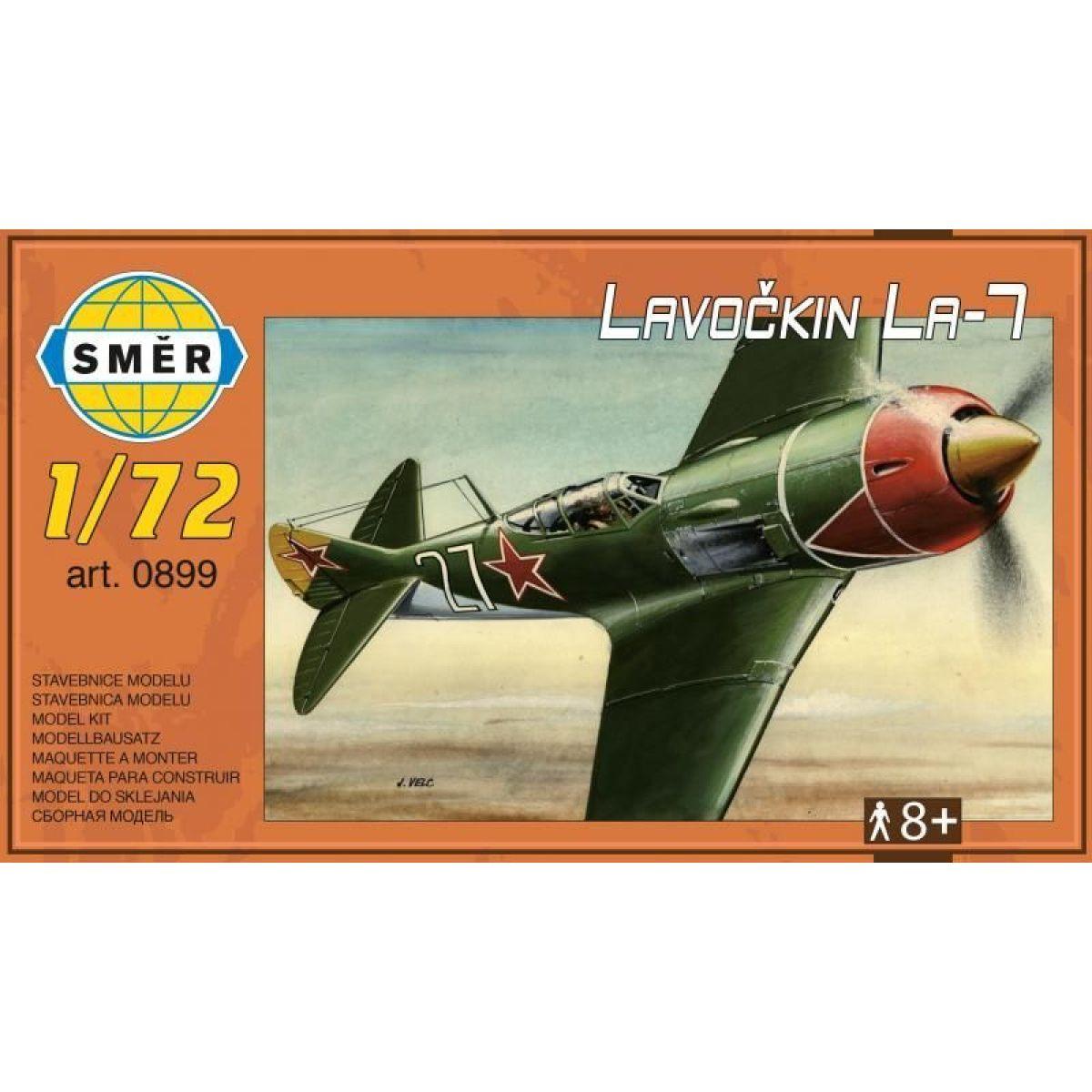 Směr Model Lavočkin La-7 1:72