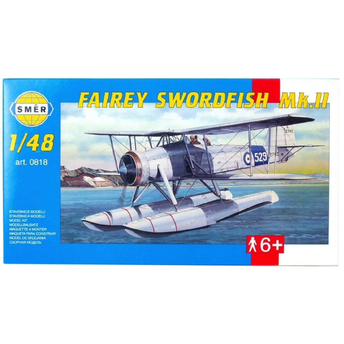Směr Model Fairey Swordfish Mk.2