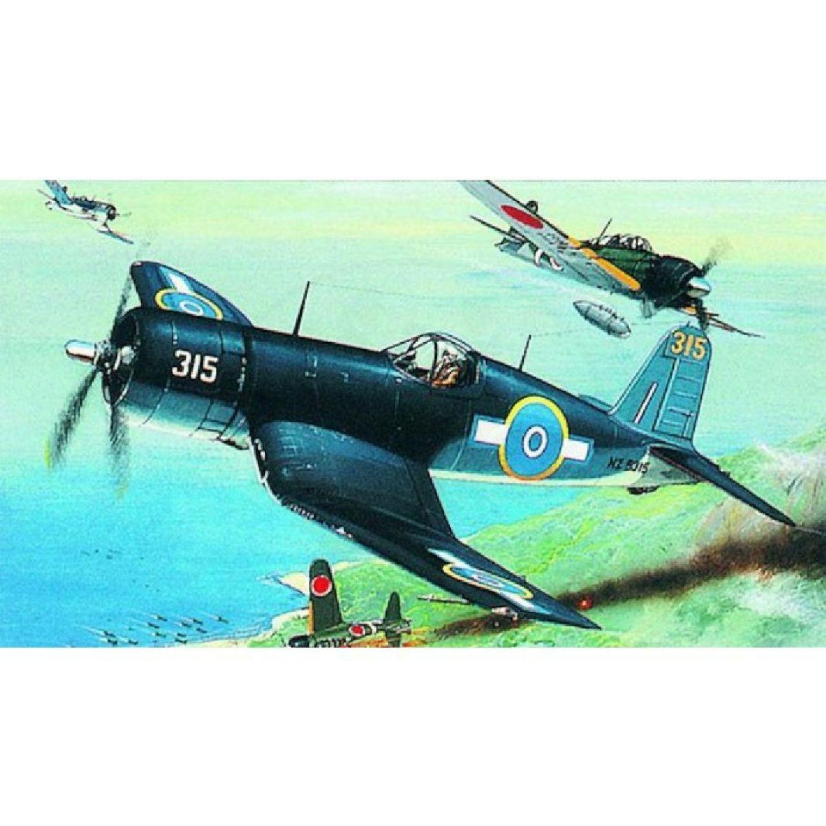 Směr Model letadla Chance Vought F4U 1 Corsair 1:72