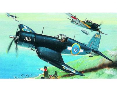 Směr Chance Vought F4U-1 Corsair Modely letadel