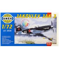 Směr Jakovlev Jak-3 Modely lietadiel