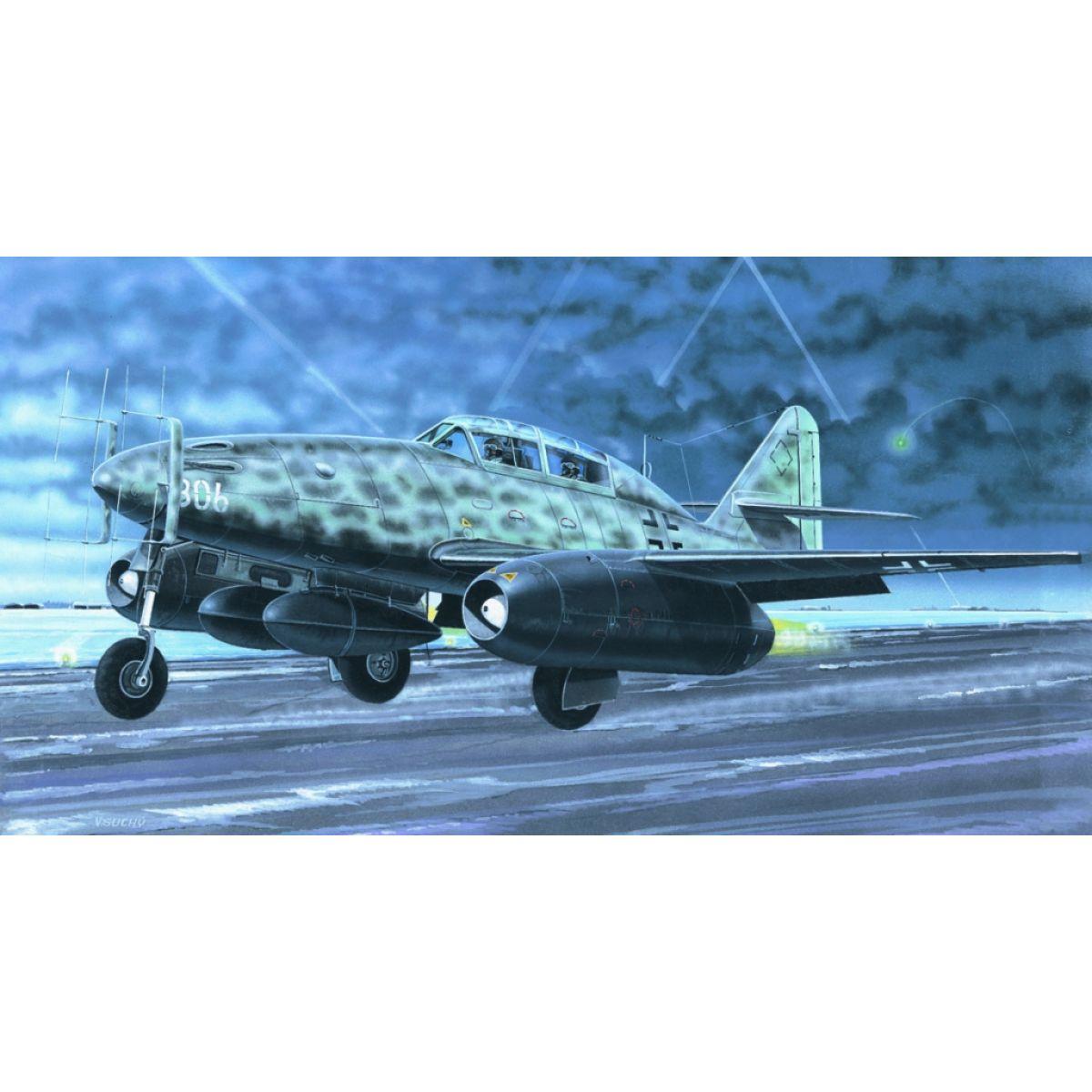 Směr Model letadla Messerschmitt Me 262 B-1A-U1 1:72
