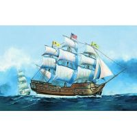 Směr Model loď Bonhomme Richard