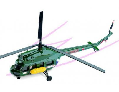 Směr Model Kliklak Vrtulník Mil Mi-2 27