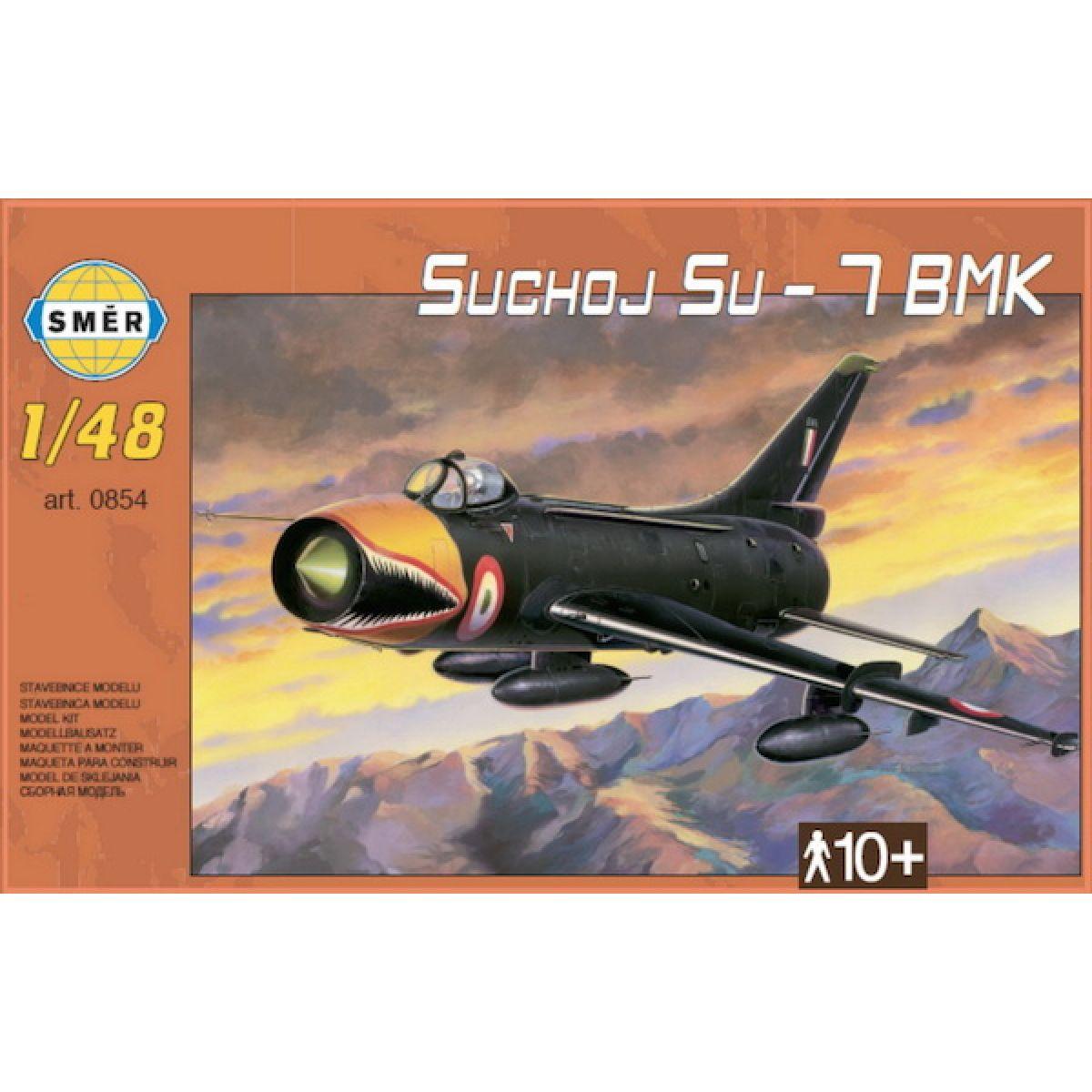 Fotografie SMĚR - MODELY - Suchoj Su-7 BMK Směr - Modely