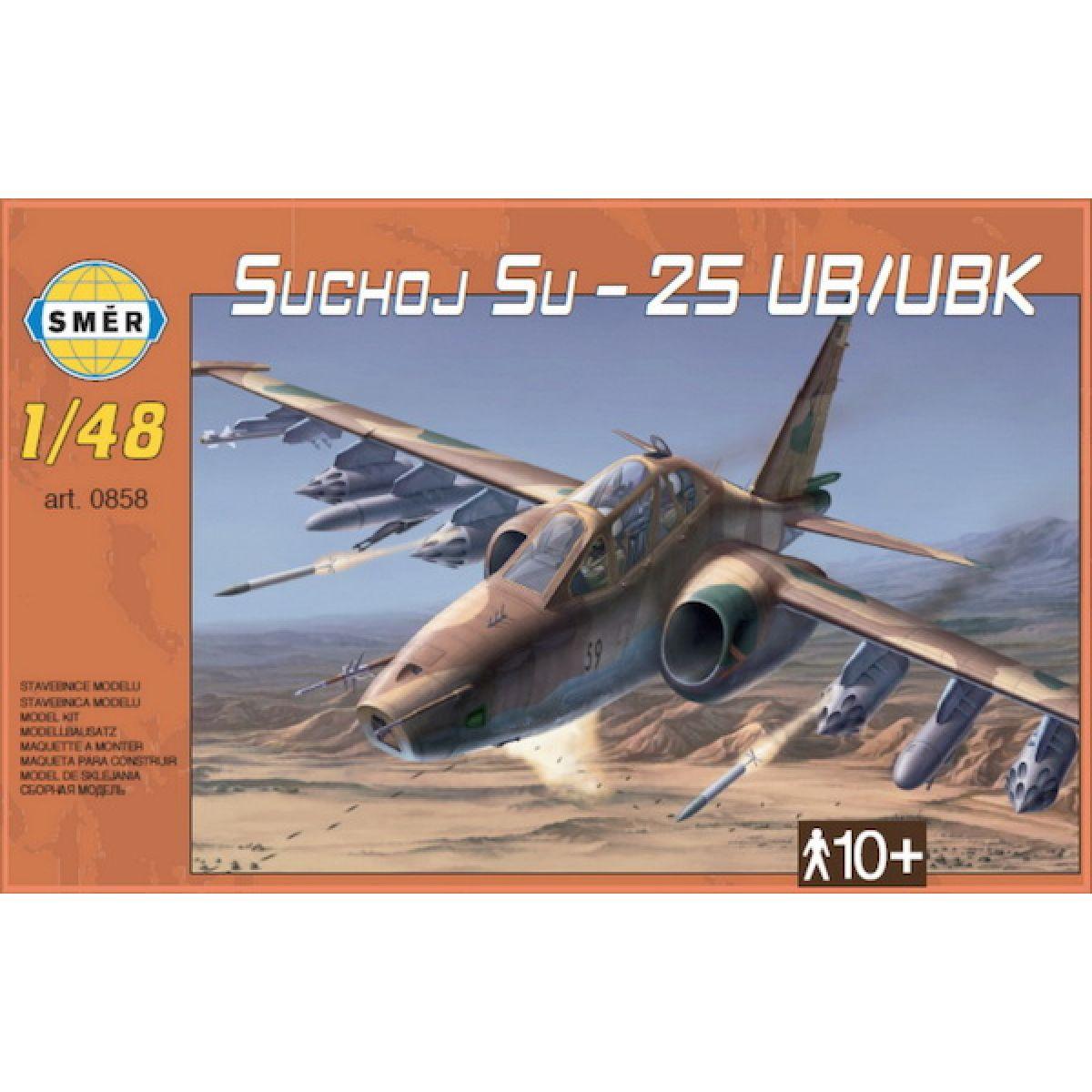 Směr Suchoj SU-25 UB UBK