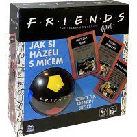 Spin Master Hra Přátelé Jak si házeli s míčkem CZ