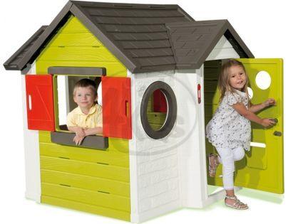 Smoby 310228 - dětský domeček PLAYHOUSE (2014)