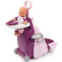 Smoby Baby Nurse Nursery kufřík 3v1 3