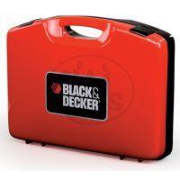 Smoby Black & Decker Dílna pracovní stůl v kufříku 2