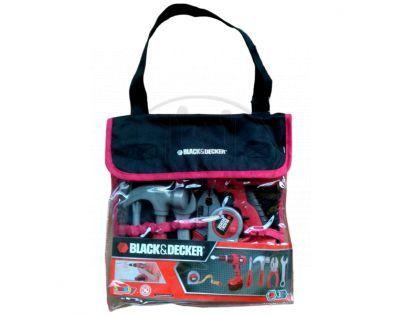 Smoby Black & Decker Sada nářadí v tašce
