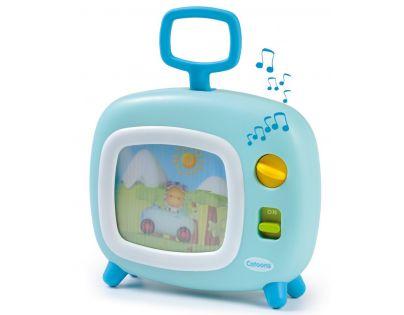 Smoby Cotoons Hudební TV - Modrá
