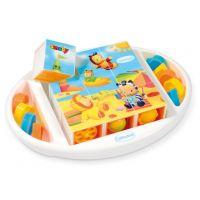Smoby SM 211385 - Cotoons kostky puzzle