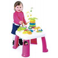 Smoby Cotoons Multifunkční hrací stůl - Růžová 2