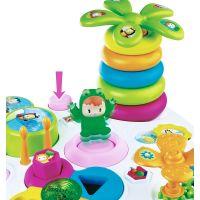 Smoby Cotoons Multifunkční hrací stůl - Růžová 3