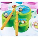 Smoby Cotoons Multifunkční hrací stůl - Růžová 5