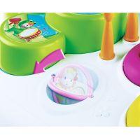 Smoby Cotoons Multifunkční hrací stůl - Růžová 6