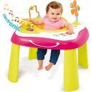 Smoby Cotoons Multifunkční hrací stůl se sedátkem - Růžový 2