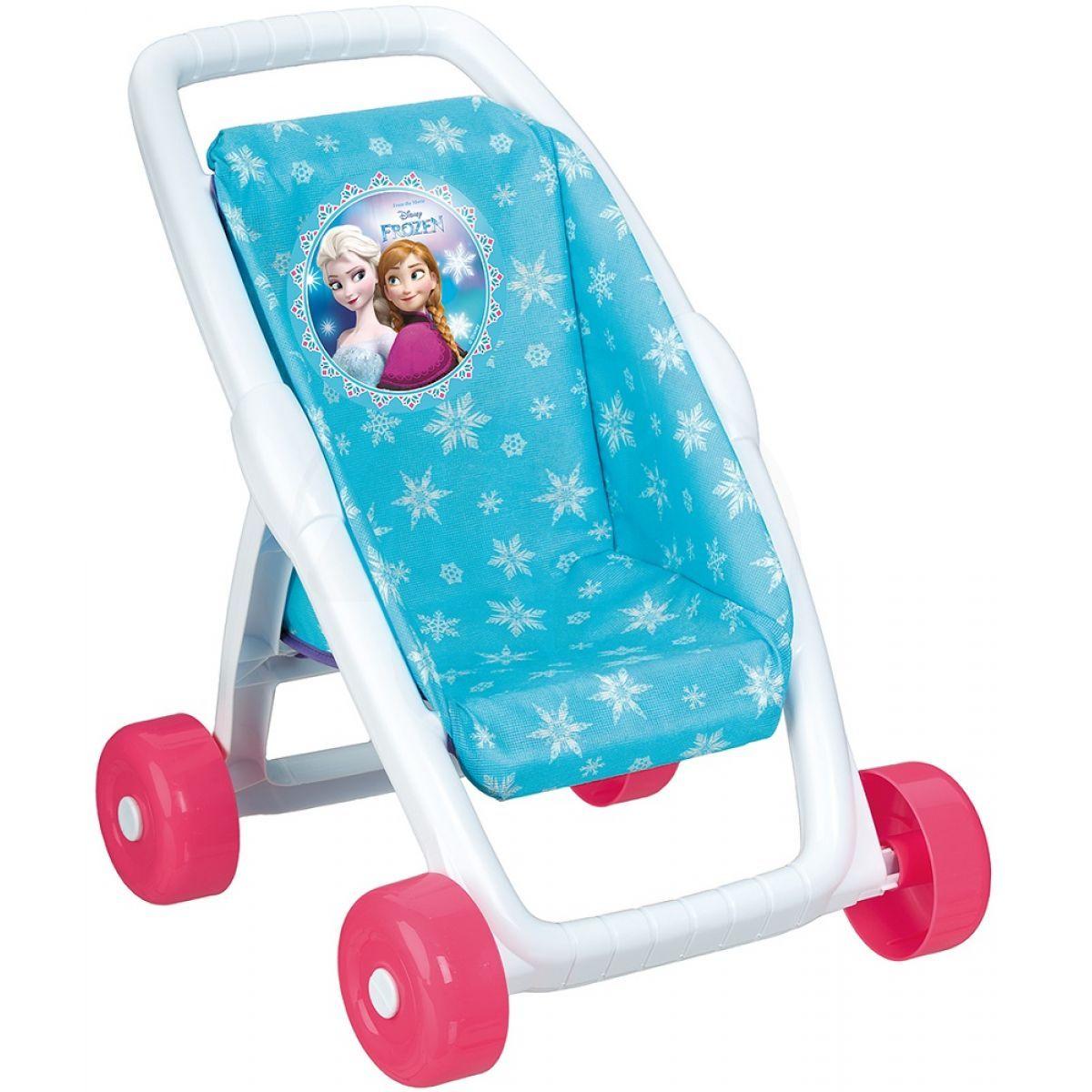 Smoby Disney Frozen Sportovní kočárek pro panenky