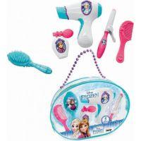 Smoby Disney Frozen Taška s kadeřnickým příslušenstvím