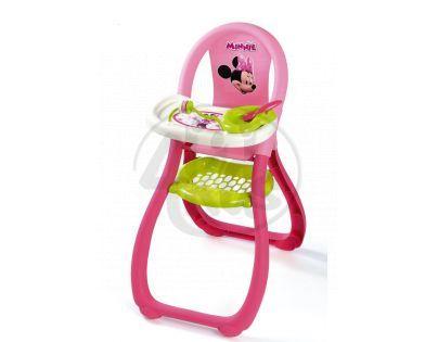 Smoby Minnie Jídelní židlička