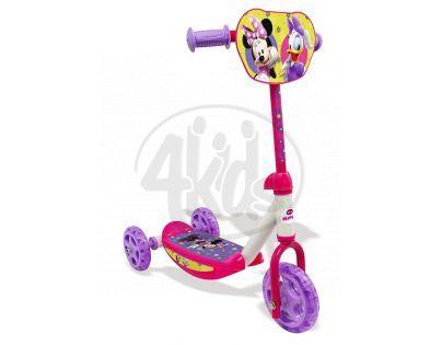 Smoby Disney Minnie Koloběžka 3 kolečka