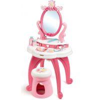 Smoby Disney Princess 2 v 1 Toaletní stolek se židličkou
