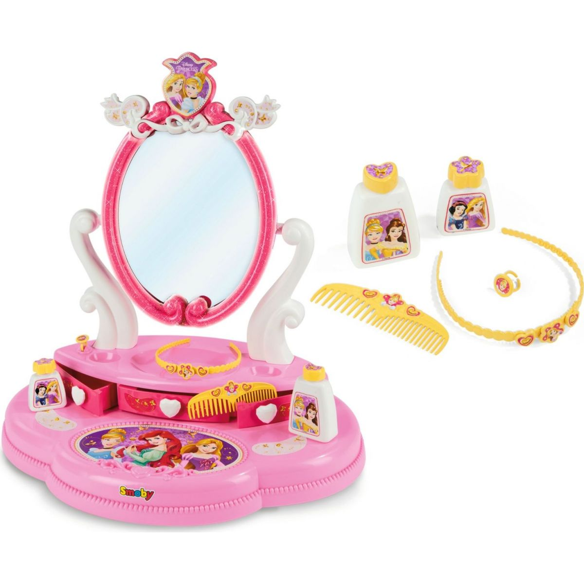 Smoby Disney Princess Toaletka