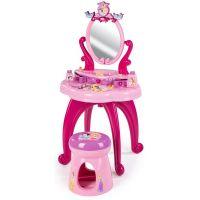 Smoby Disney Princess Toaletní stolek se židličkou
