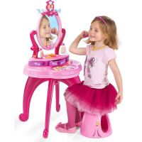 Smoby Disney Princess Toaletní stolek se židličkou 2