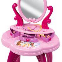 Smoby Disney Princess Toaletní stolek se židličkou 3
