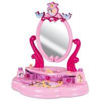 Smoby Disney Princess Toaletní stolek se židličkou 6