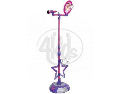 Smoby Disney Violetta Mikrofon se stojanem