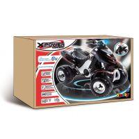 Smoby Elektrická čtyřkolka X Power Carbone 3