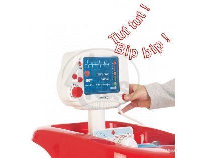 Smoby Elektronický lékařský vozík