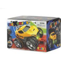 Smoby FleXtreme Žluté závodní auto 4