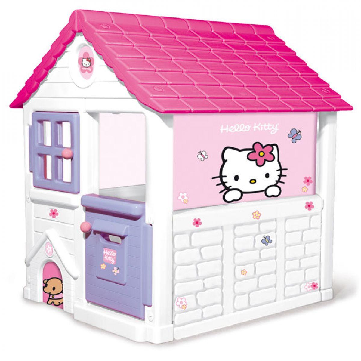 Smoby 310431 - Domeček Sweet Hello Kitty
