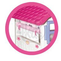 Smoby 310431 - Domeček Sweet Hello Kitty 3
