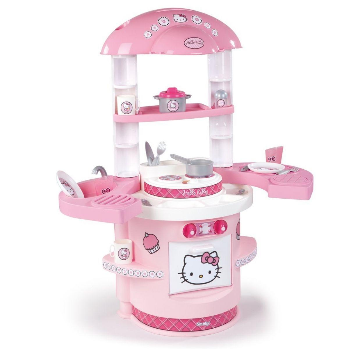 Smoby 024078 - Hello Kitty Moje první kuchyňka
