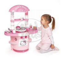 Smoby 024078 - Hello Kitty Moje první kuchyňka 3