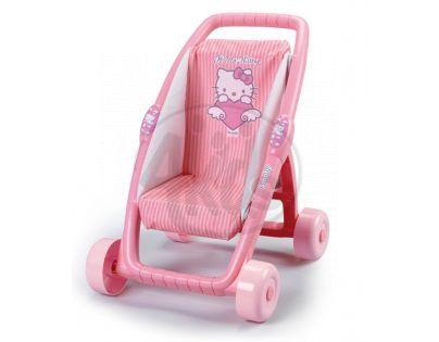 Smoby Hello Kitty 513832 Sportovní kočárek