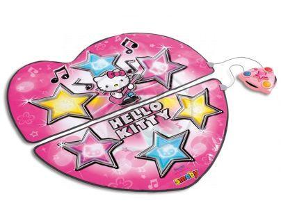 Smoby SM 027272 - Taneční koberec Hello Kitty