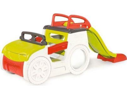 Smoby Hrací centrum Adventure Car