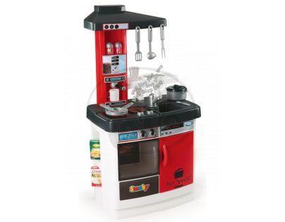 Smoby 024141 - Kuchyňka Bon Appetit Cherry elektronická